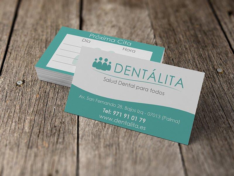 TARJETA - Dentálita